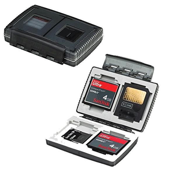 GEPE Memory Card Safe Slim