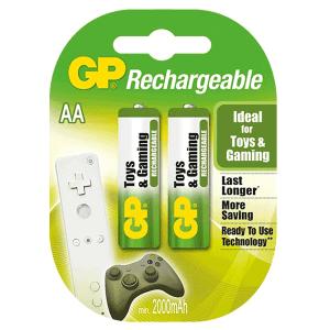 GP NiMh Rechargeable APC AA 2100Mah
