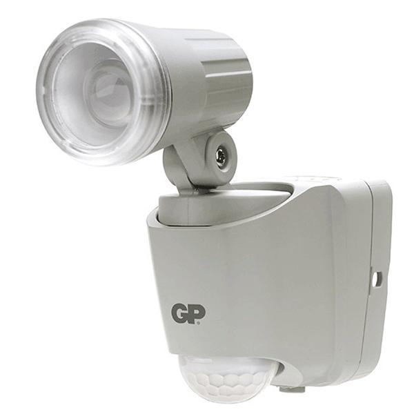 GP Outdoor Sensor Light RF-1 White