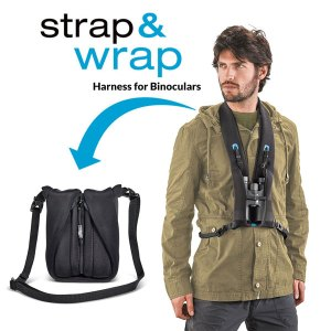 Miggo Strap And Wrap Binocular Harness