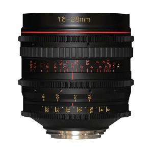 Tokina Cine Lens 16-28mm T3 EF