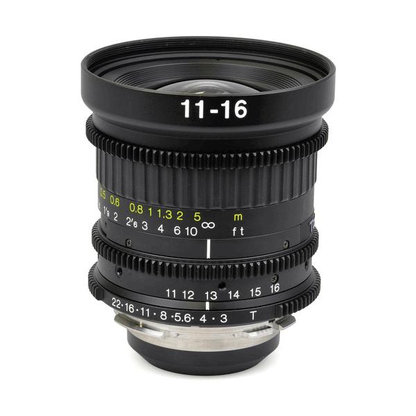 Tokina Cine Lens 11-16mm T3 PL