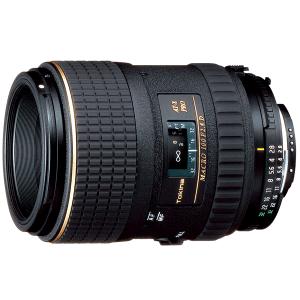 Tokina Lens AT-X M100 F2.8 PRO D Macro