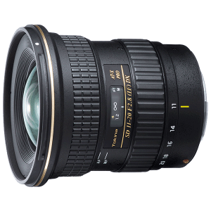 Tokina Lens AT-X11-20mm F2.8 PRO DX