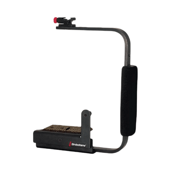 Stroboframe Camera Flip Flash Bracket