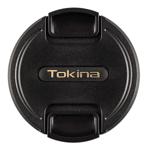 The Snap-On Tokina Front Cap For 17-35 is black and made of high quality polycarbonate material for durable and long lasting protection of your front lens element.