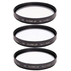 KENKO Close Up Filter Set
