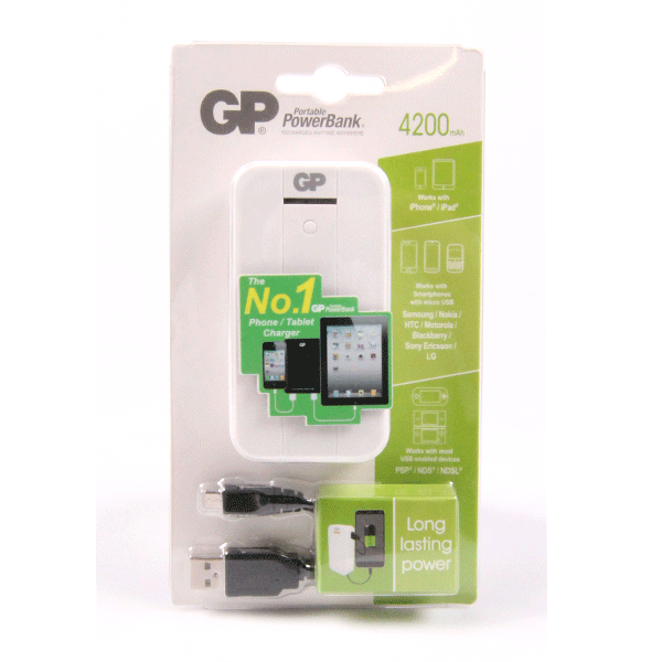 GP Portable Powerbank X541