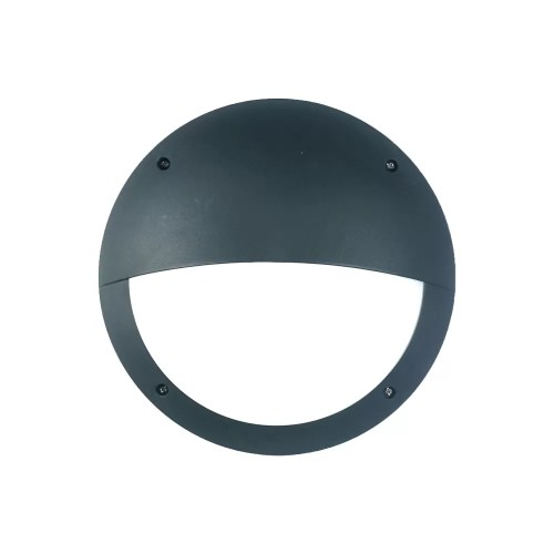Eyelid LED Bulkhead w/ Photocell