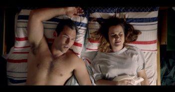 Luke McKenzie and Emily Taheny in the Flipside