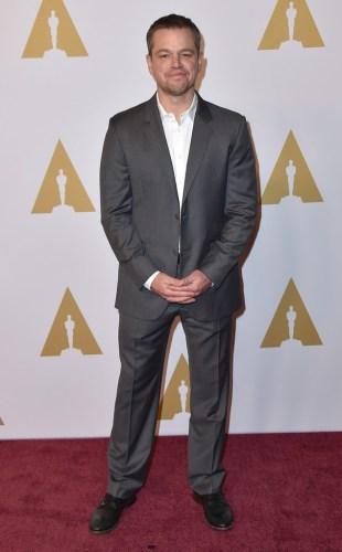 Matt-Damon==