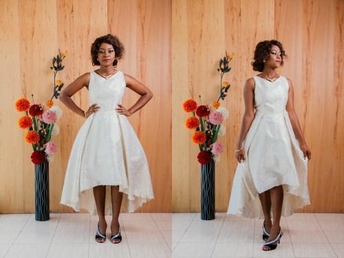 The Alma Dress