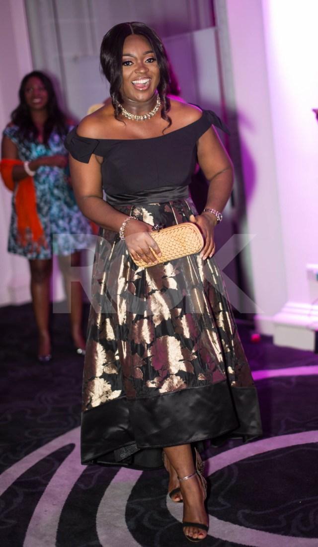 Living for Jackie Appiah's look last night.