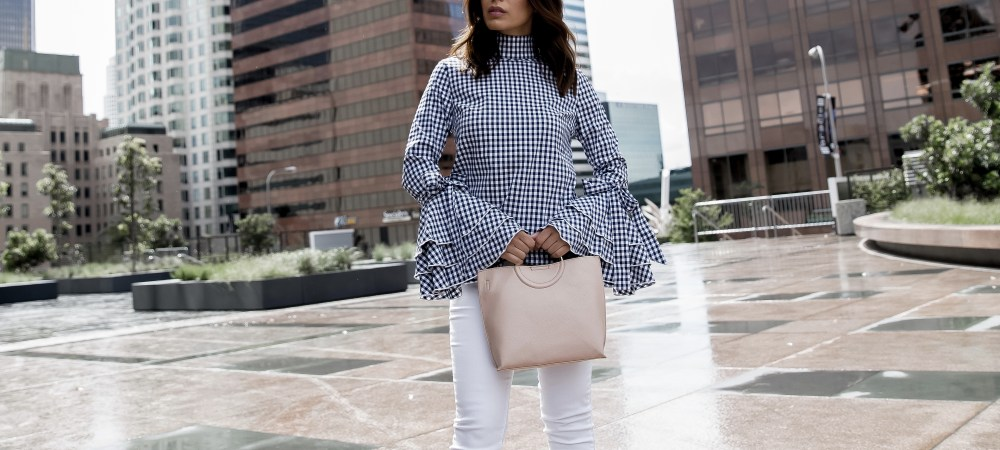How to Wear Gingham Without Looking Like a Tablecloth