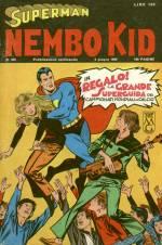 Il primo albo italiano a portare in copertina il nome di Superman