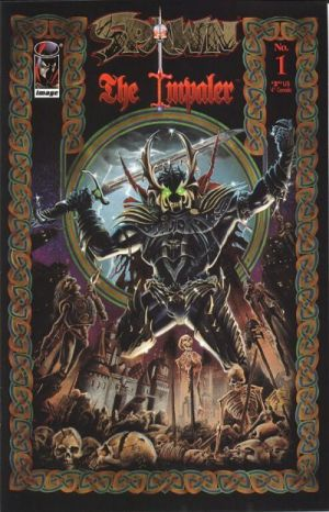 Copertina del n. 1 di Spawn the Impaler