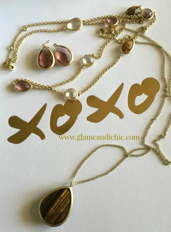 XOXO Tiger Eye Blush logo