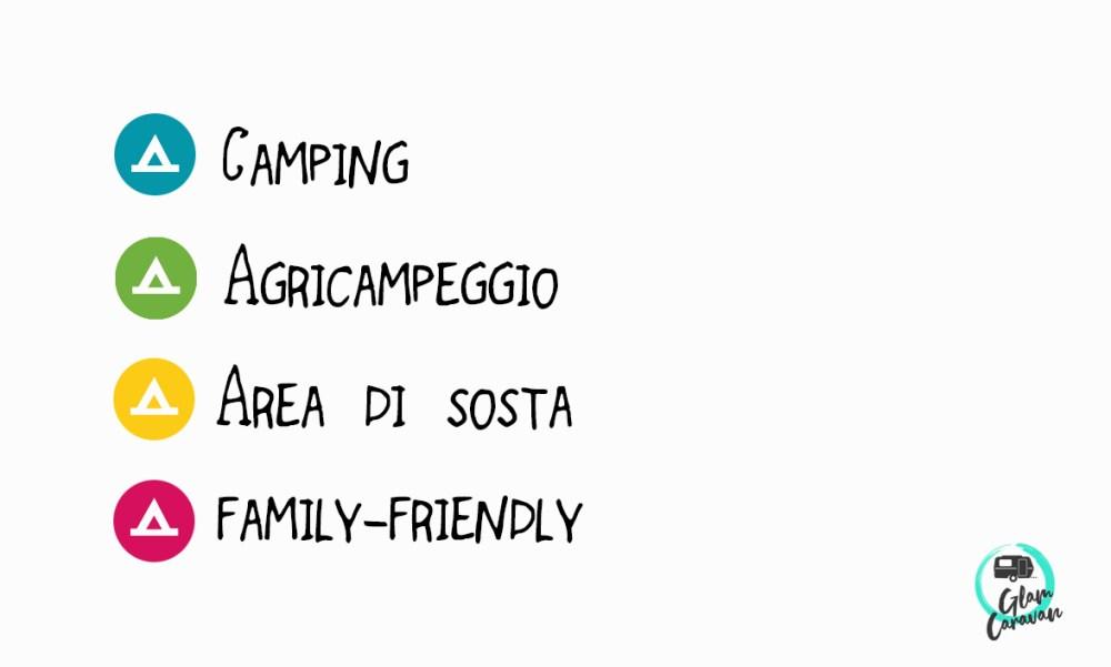 legenda campeggi