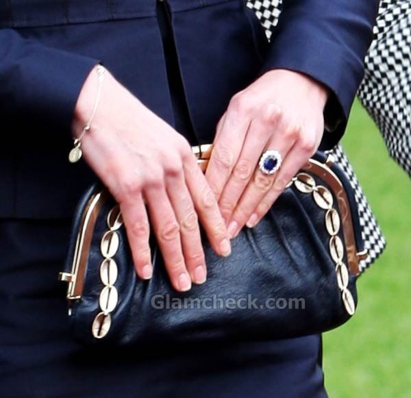 Kate Middleton williams royal Engagement ring