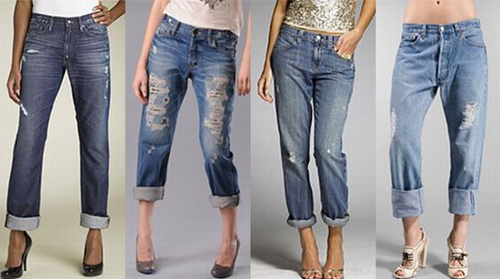 2016 trends: denim and jeans for women