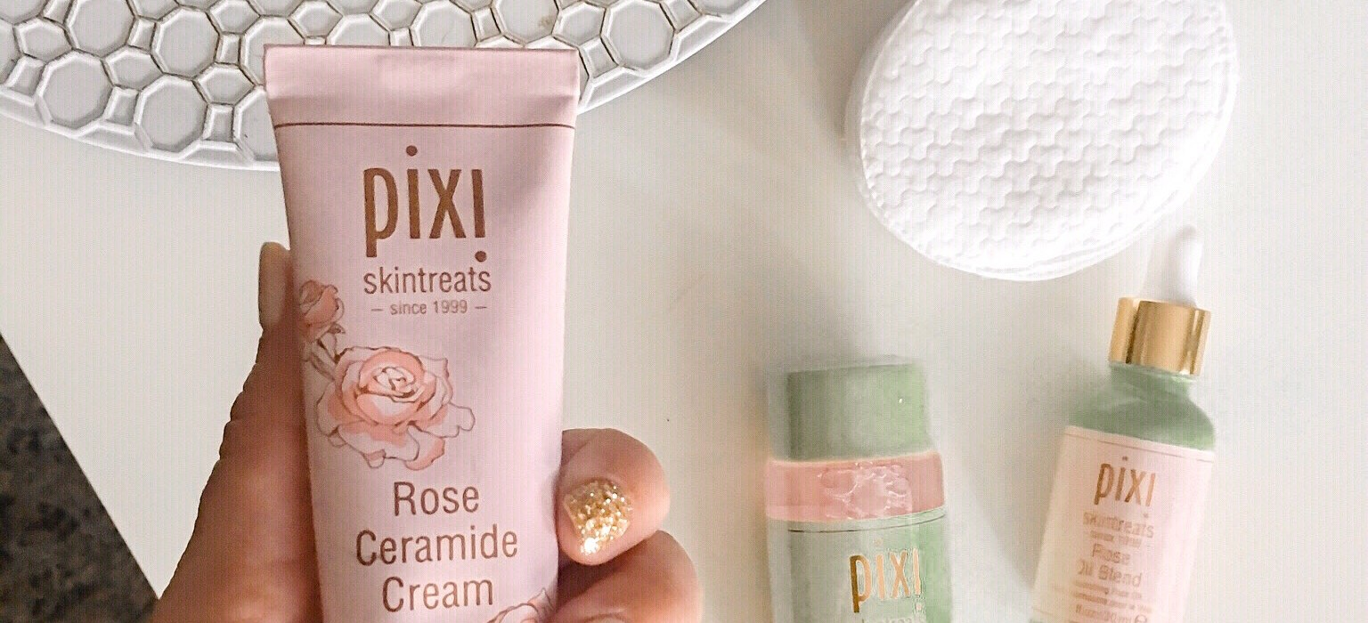 Pixi Beauty | Rose Infused Skintreats Review