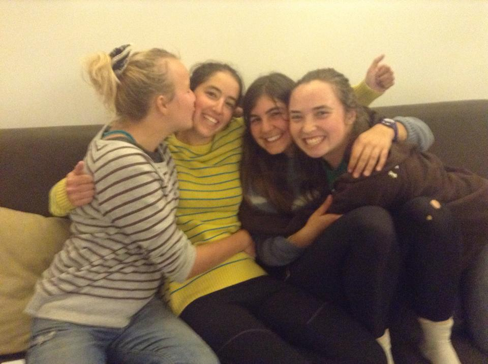 Best friends you'll make Couchsurfing