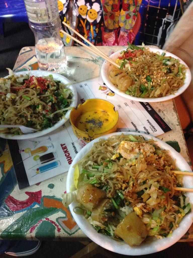 4 Day Bangkok Itinerary | Thai Street food