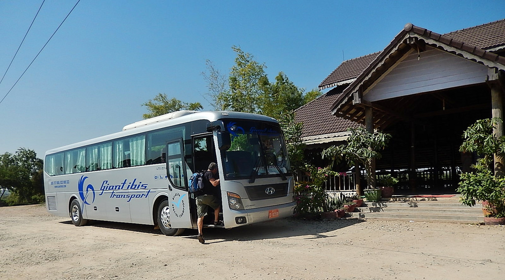 Best bus company in Cambodia | Giant Ibis