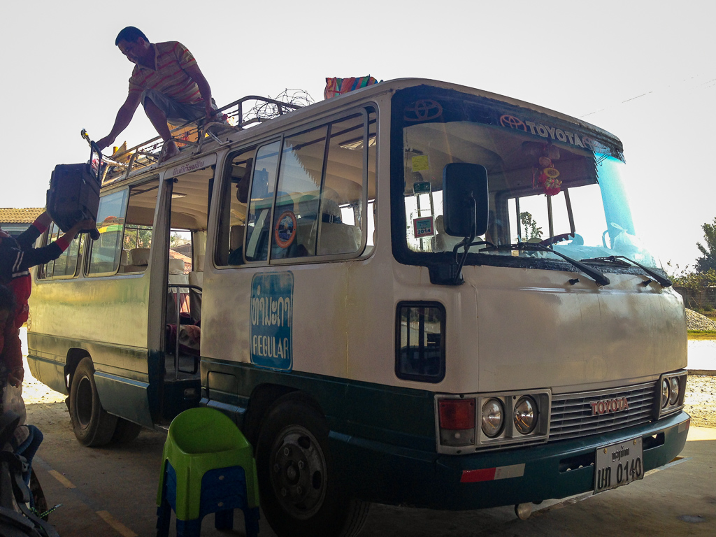Best bus company in Cambodia | public transportation in Southeast Asia