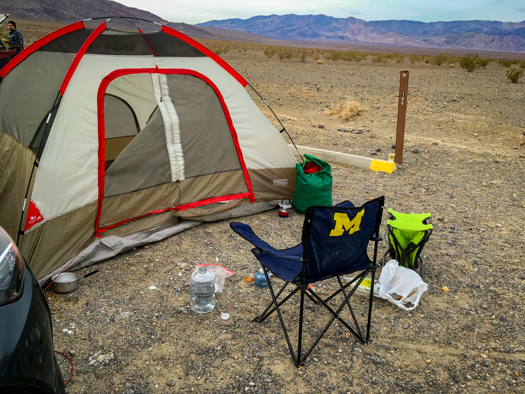 Stovepipe Wells Campground   One Day in Death Valley National Park