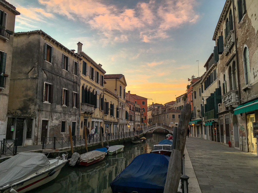 Venice Canals | 10 Day Italy Itinerary