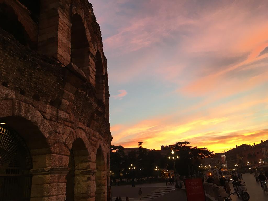 Verona Arena, Roman Amphitheater   10 Day Italy Itinerary