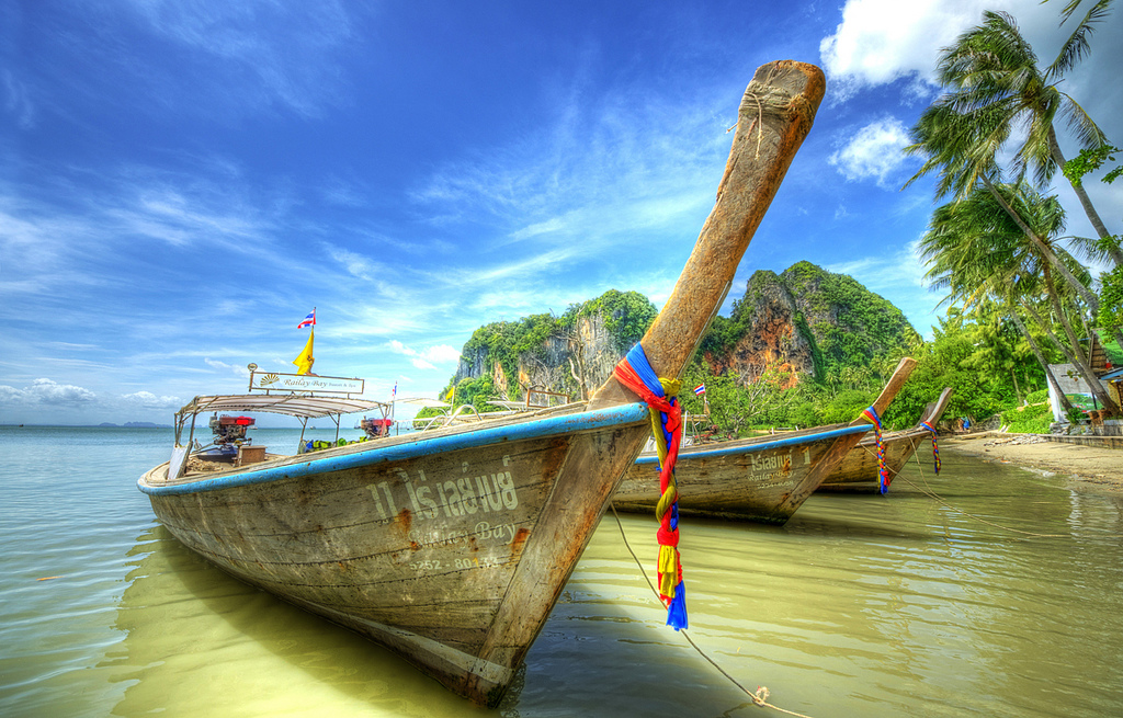 Krabi — 10 Day Thailand Itinerary for Adventurous Budget Backpackers and Solo Travelers