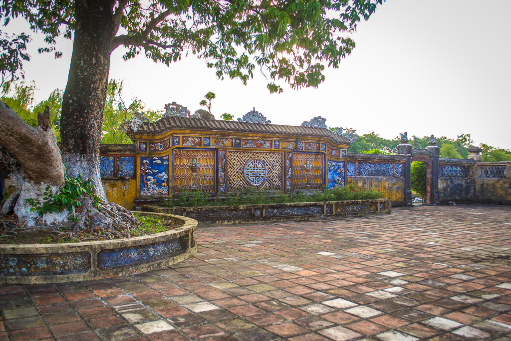3 Week Vietnam itinerary - Hue imperial citadel