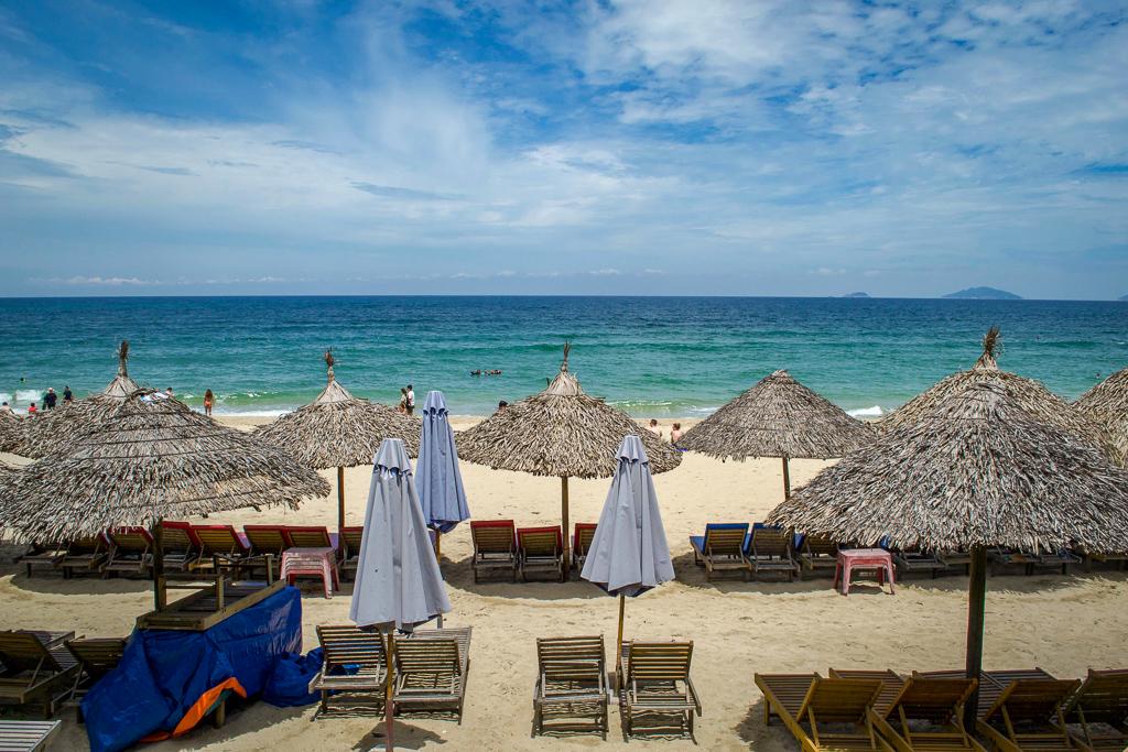 3 Week Vietnam Itinerary - An Bang Beach, Hoi An