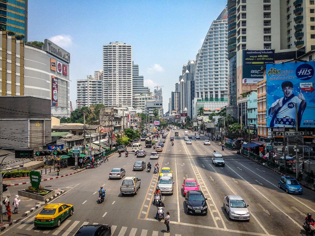 The Streets of Bangkok | 4 Day Bangkok Itinerary | Glam Granola Travel