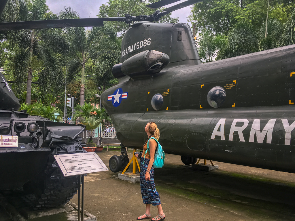 3 Week Vietnam Itinerary War Remnants Museum