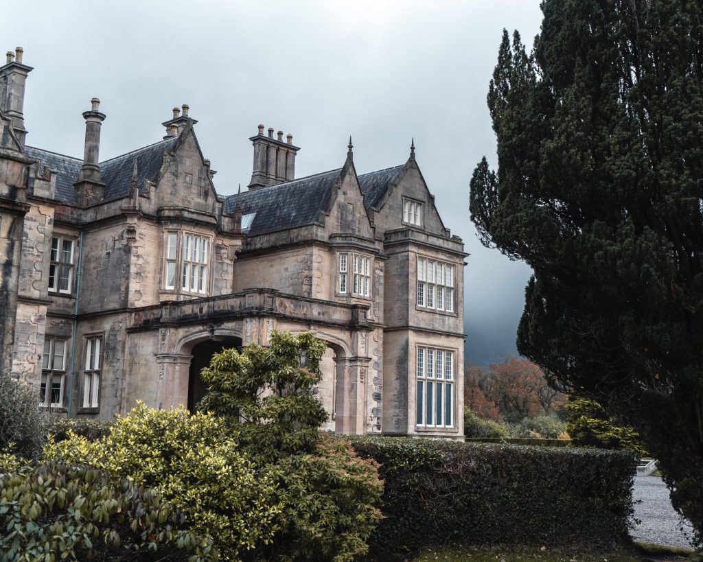 Muckross House, near Killarney National Park, Ireland