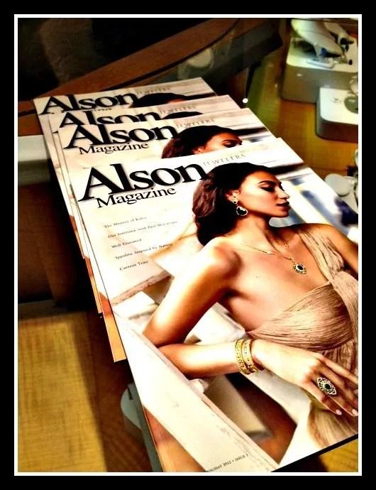 Alson Magazine