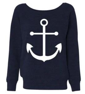 Anchor Sweatshirt