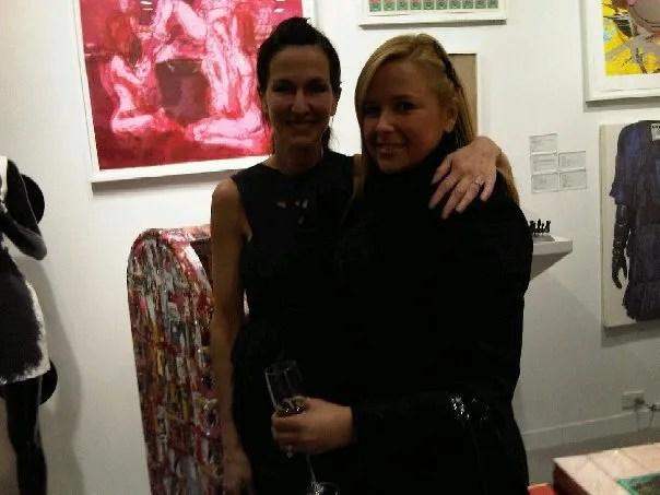 Cynthia Rowley and Glam Karen
