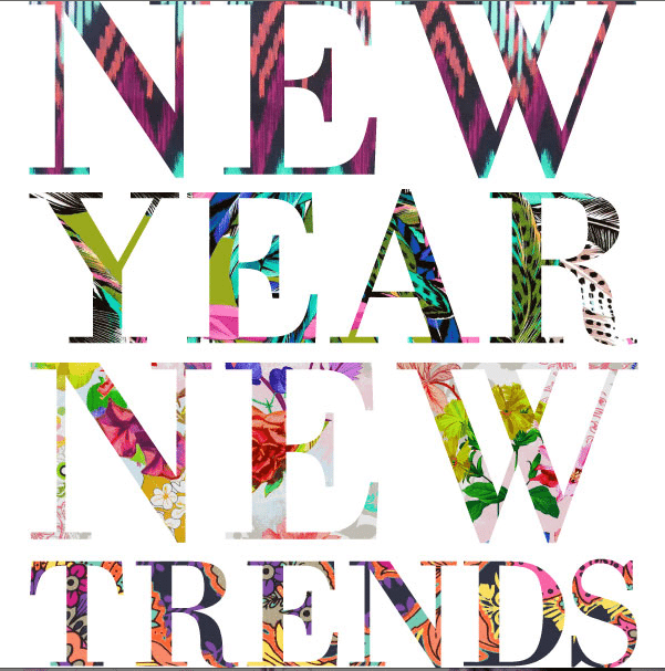 New Year New Trends