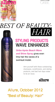 Oribe - Best of Hair -Allure