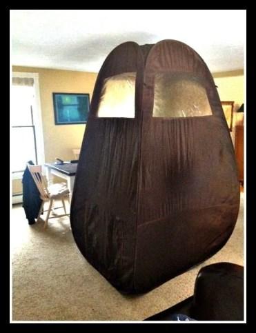 Optima Sun Lab (pop up tent)