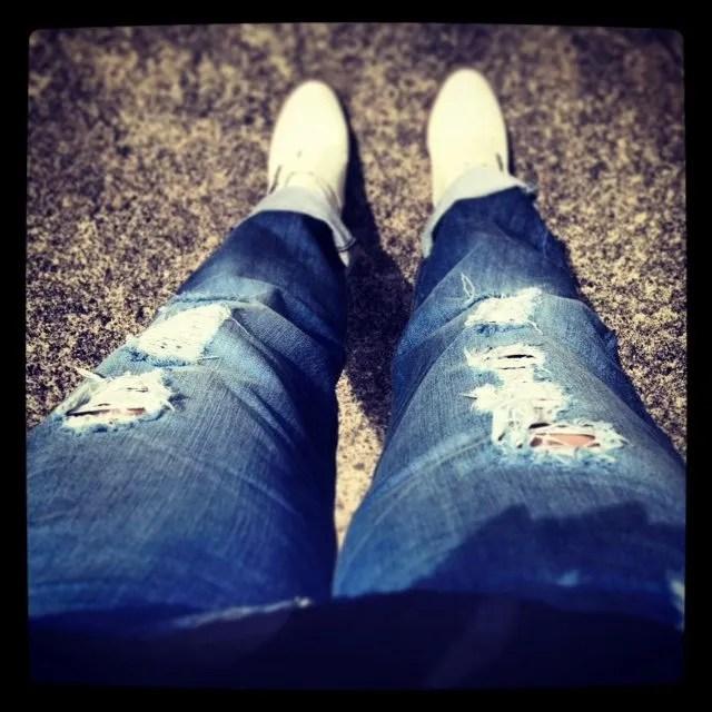 d.Brand boyfriend jeans