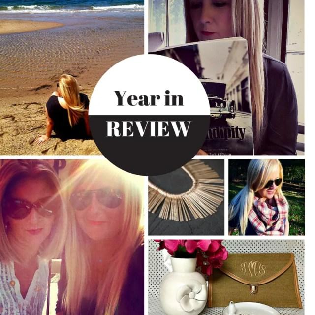 Year in review/GlamKaren