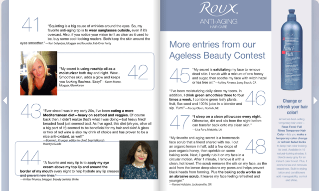 101 Beauty Secrets... REVEALED! Tips from the pros to easily update your look!
