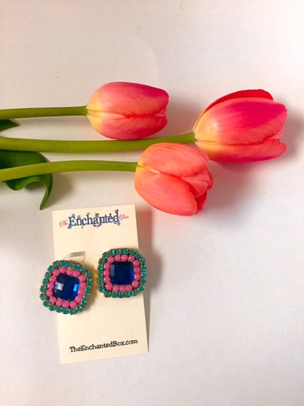 We're ALL about these accessories!  The Enchanted Box Jewelry - MUST have 1 of a kind jewelry!