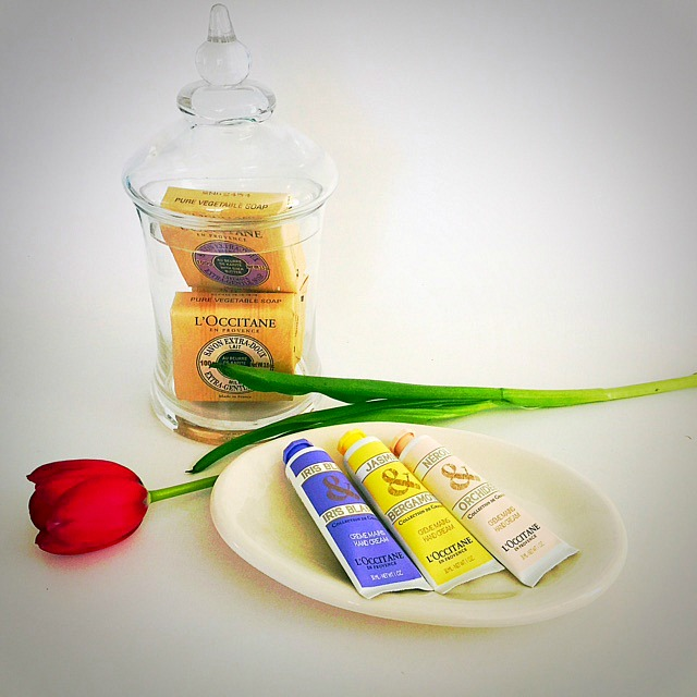 Celebrating Mother's Day with L'OCCITANE!  Freshly Picked Gifts - And a GIFT for you!