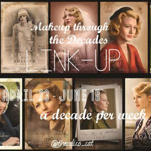 The Age of Adaline: 1930's Makeup with a 2015 Vibe